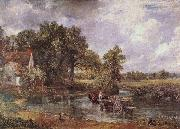 Constable The Hay Wain John Constable