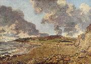 Constable Weymouth Bay John Constable
