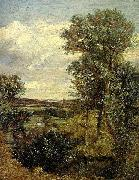 Constable Dedham Vale of 1802 John Constable