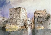 Canal William Turner