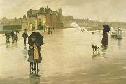 The Rain it Raineth Every Day Norman Garstin