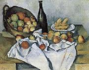 Blue Apple Paul Cezanne