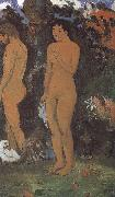 Adam Eve Paul Gauguin