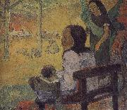 Baby Paul Gauguin