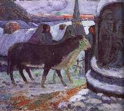 Christmas Eve Paul Gauguin