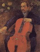 Cello Paul Gauguin