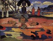 Day of worship Paul Gauguin