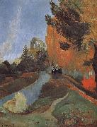 ARESCOM scenery Paul Gauguin