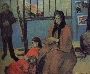 a painter Paul Gauguin