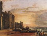 windsor castle,north terrace Paul Sandby Munn
