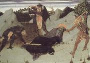 St.Anthony Beaten by Devils SASSETTA