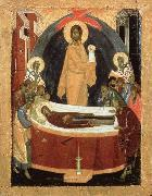 Dormition of the virgin THEOPHANES the Greek