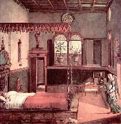 The Dream of St. Ursula Vittore Carpaccio