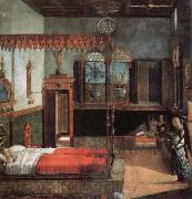 dream of st.ursula Vittore Carpaccio