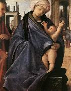 Holy Family BRAMANTINO