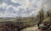 leading the way Schwarz Metaponto Camille Pissarro