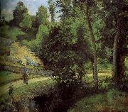 Metaponto quarries Schwarz Camille Pissarro