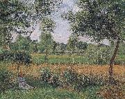 early Camille Pissarro