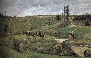 Leads to the loose many this graciousness Li road Camille Pissarro