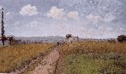 Metaponto the morning of June Schwarz Camille Pissarro