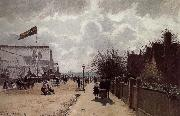 Crystal Palace London Camille Pissarro