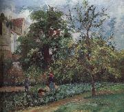 orchards Camille Pissarro