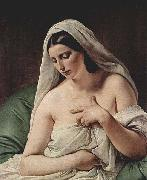 Odalisque Francesco Hayez