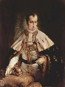 Portrait of the Emperor Ferdinand I of Austria Francesco Hayez