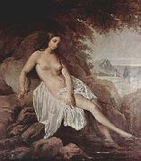 Bather Francesco Hayez