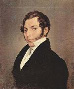 Portrait of Count Ninni Francesco Hayez