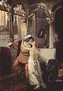 Romeo and Juliet Francesco Hayez