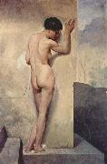 Female Nude Francesco Hayez
