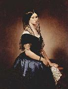 Portrait of Antonietta Tarsis Basilico Francesco Hayez