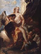Opening time the truth Giovanni Battista Tiepolo