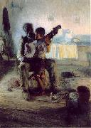 Henry Ossawa Tanner, The Banjo Lesson, Henry Ossawa Tanner