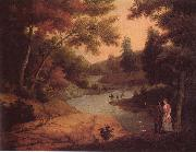 View on the Wissahickon James Peale