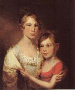 Anna and Margaretta Peale James Peale