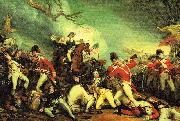 The Death of General Mercer at the Battle of Princeton John Trumbull