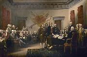 The Declaration of Independence John Trumbull