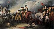 Capture of the Hessians at the Battle of Trenton John Trumbull