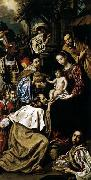 The Adoration of the Magi Luis Tristan