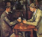 cards were Paul Cezanne