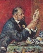 Portrait of Ambroise Vollard, renoir