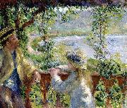 By the Water, renoir