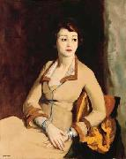 Portrait of Fay Bainter Robert Henri