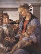 Our Lady of the Son and the Angels Botticelli