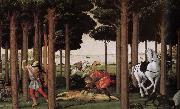 Follow up sections of the story Sandro Botticelli