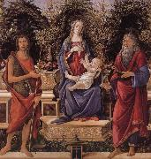 Our Lady of subgraph Botticelli