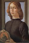 Man as Botticelli