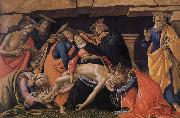 Christ died Botticelli